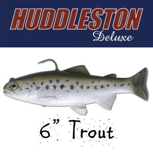 "[허들스톤] 6"" Trout - Huddleston Deluxe"