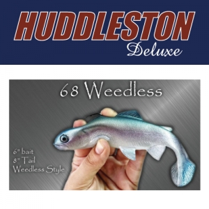 [허들스톤] 68 Weedless - Huddleston Deluxe