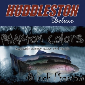 "[허들스톤] Phantom 8"" Trout - Huddleston Deluxe"