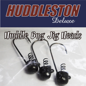[허들스톤] Huddle Bug용 지그헤드 - Huddleston Deluxe