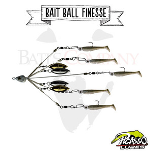 [피카소]Bait Ball Finesse