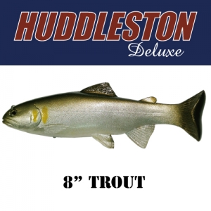 "[허들스톤] 8"" Trout - Huddleston Deluxe"